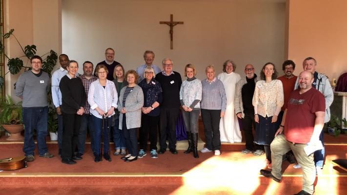 Delegates at the 2019 JSP Moving On Conference