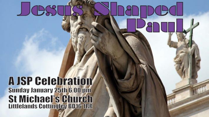 Jesus Shaped Paul: 25th January 2015