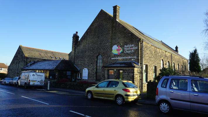 Photo of Baildon Methodist Church