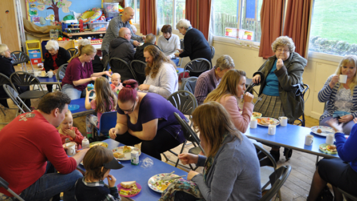 Photo of St Michael's Cottingley's Spirit Filled Church away day